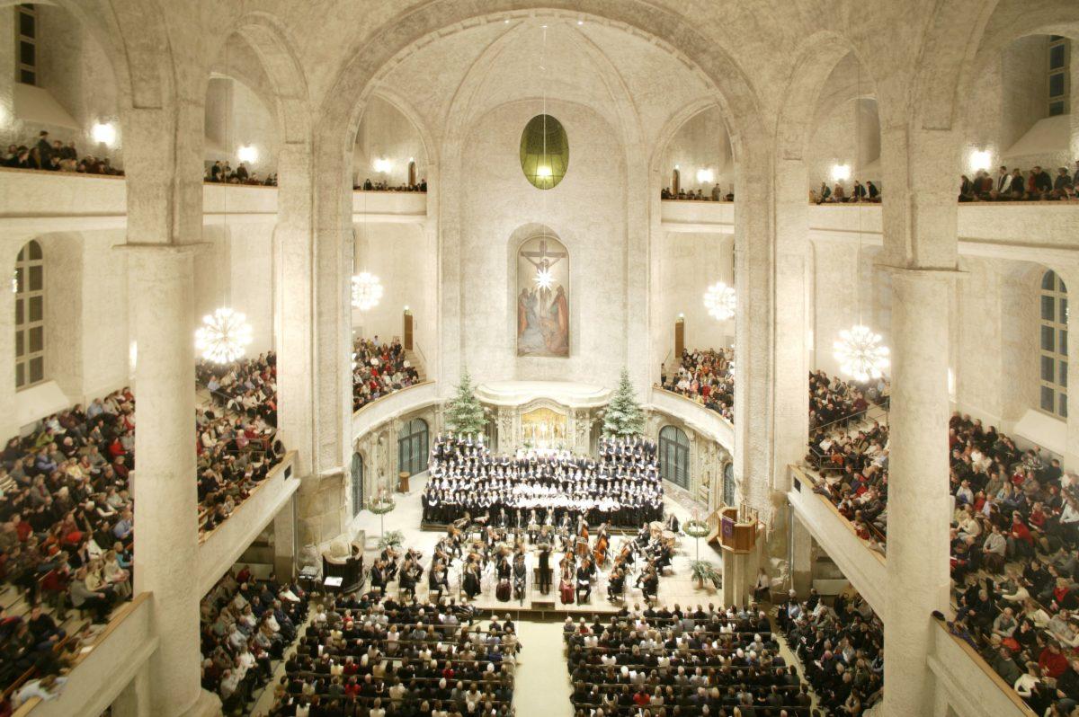 Konzert in der Kreuzkirche